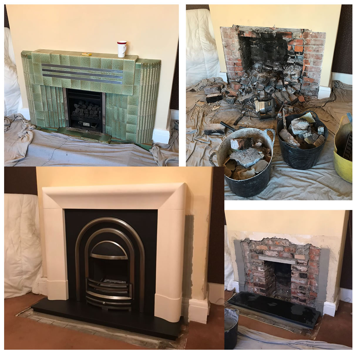 Queensbury with FX5 Gas Stove